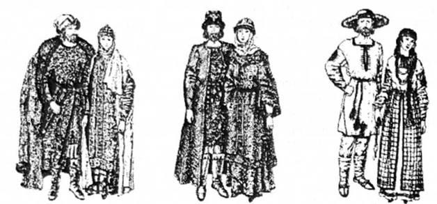 Предмети одягу - Історичне джерелознавство - Навчальні матеріали онлайн ab87093282e7b