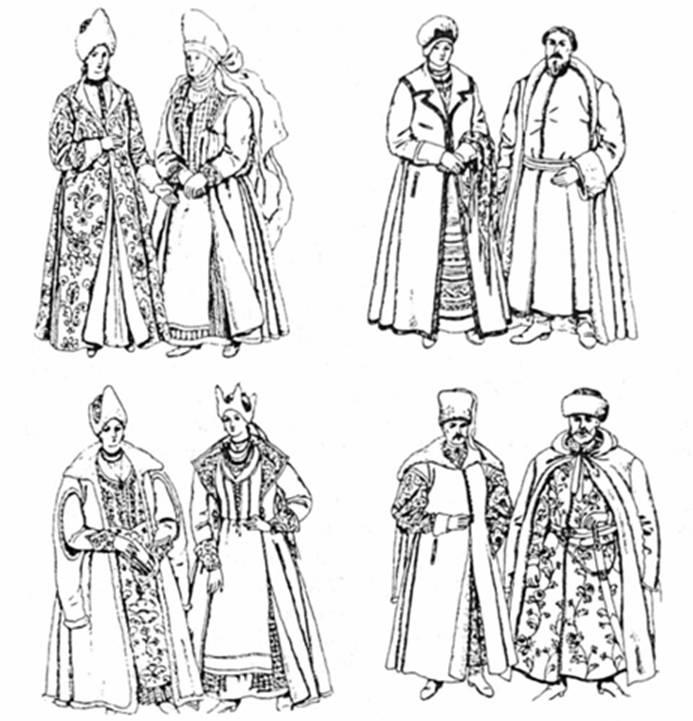 Предмети одягу - Історичне джерелознавство - Навчальні матеріали онлайн 4d7d44452e658