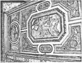 Дизайн потолка в ренессансном стиле